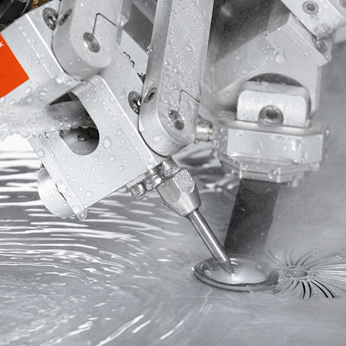 Waterjet Cutting and Profiling, Laser Profiling